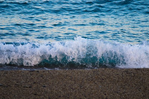 La spiaggia calabrese di Soverato