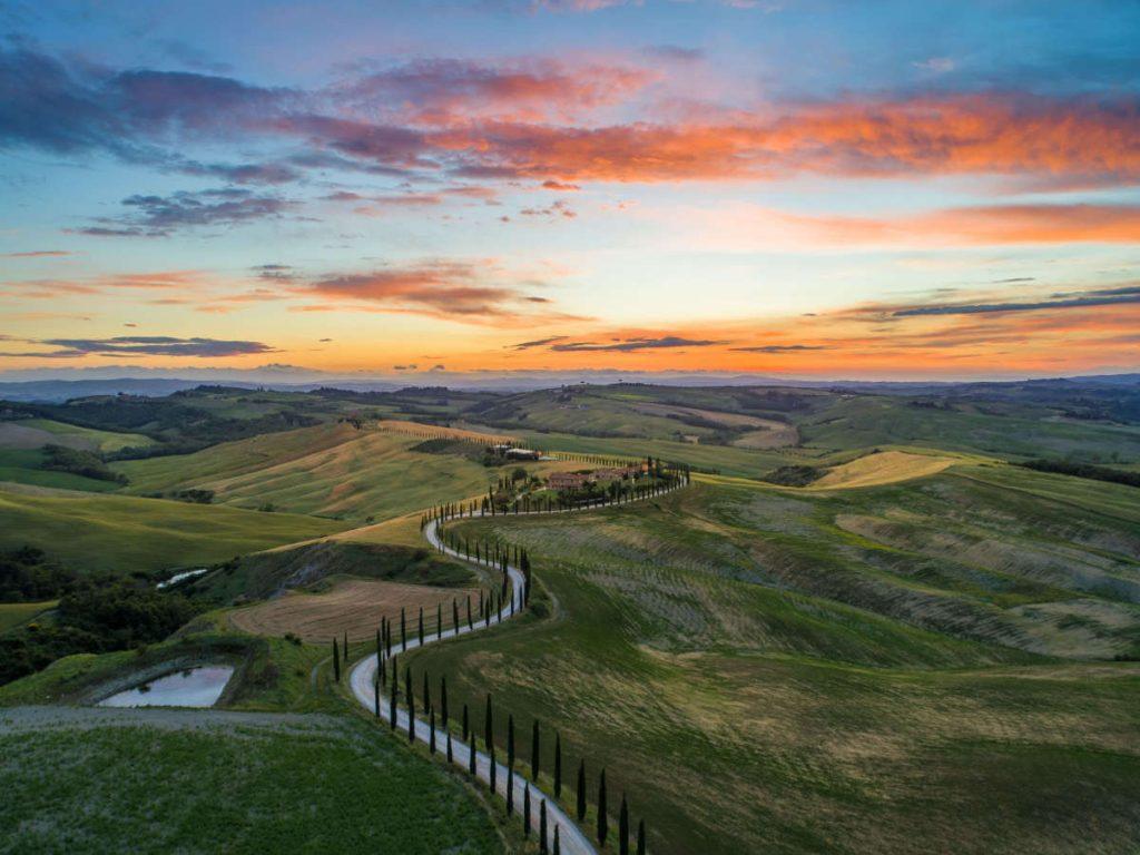 Guida alla scoperta del Sentiero dei Parchi italiani