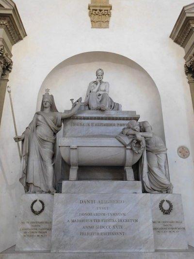 Visitare la tomba di Dante a Ravenna