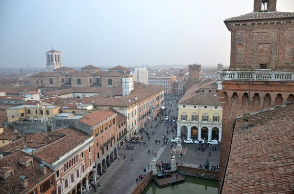 Cosa vedere a Ferrara