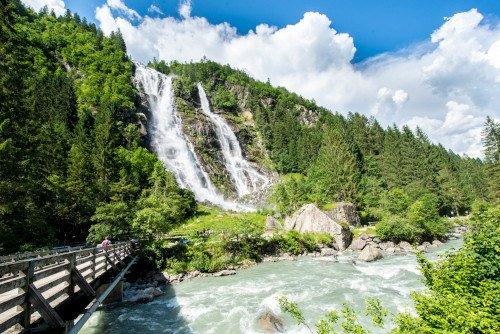 Visita le cascate di Val di Genova