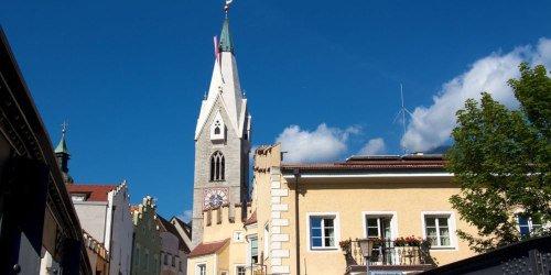 La torre di Bressanone