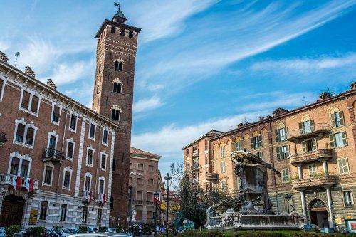 Visitare la torre Troyana ad Asti