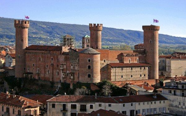 Castello medievale di Ivrea