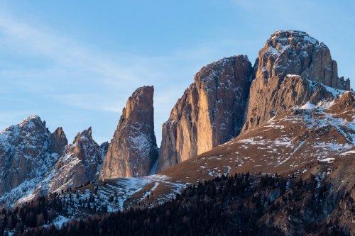 Cosa vedere nelle Dolomiti