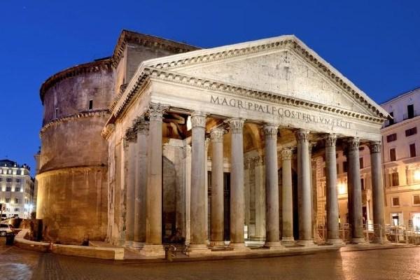 Visitare il Pantheon