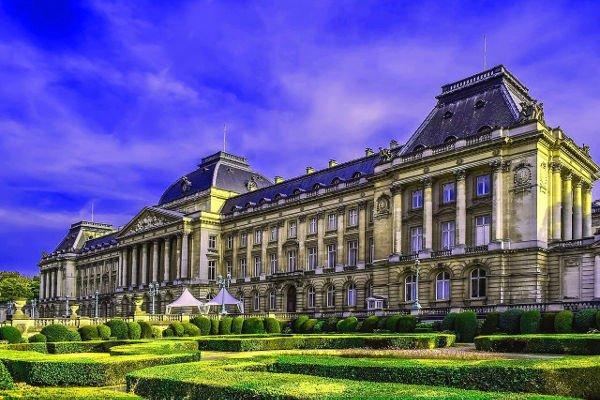 Visitare il Palazzo Reale a Bruxelles
