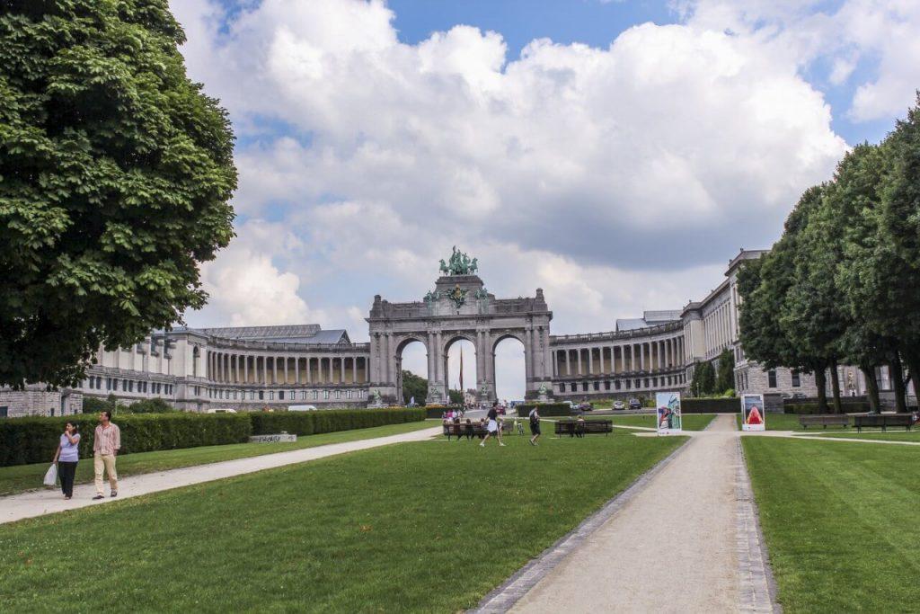 Visitare il Parco cinquantenario a Bruxelles