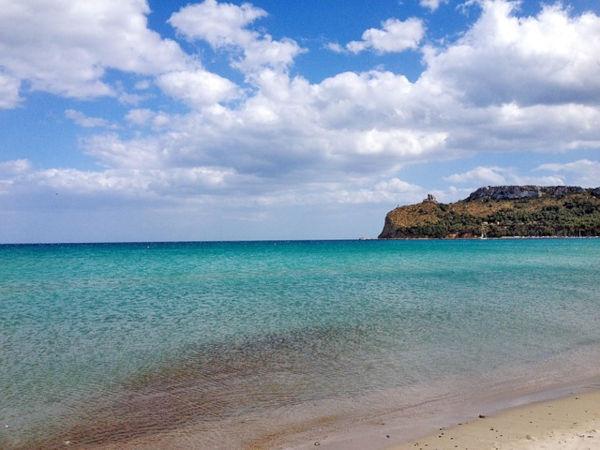 Zone balneari di Cagliari