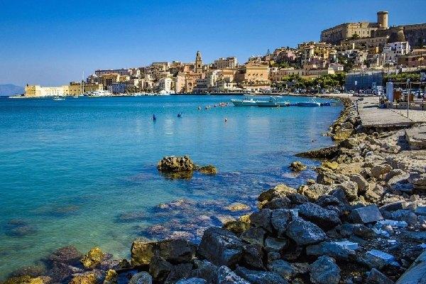 Gaeta e le più belle spiagge del Lazio