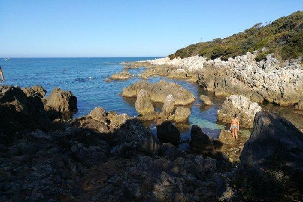 Le Batterie - Circeo e le più belle spiagge del Lazio