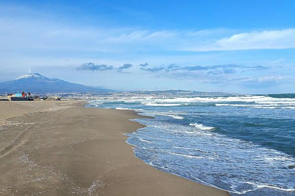 Andare al Mare a Playa Catania