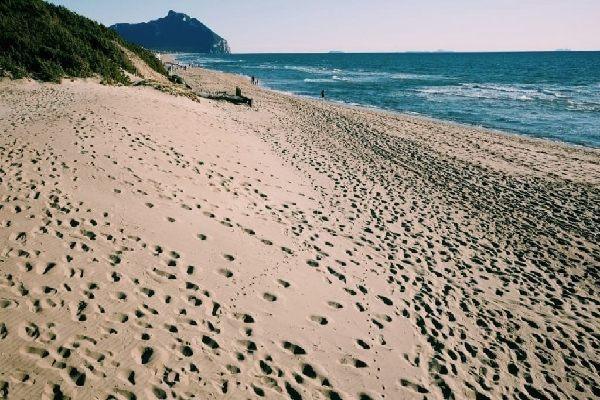 Sabaudia e le più belle spiagge del Lazio