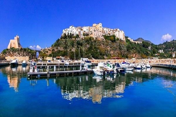 Sperlonga e le più belle spiagge del Lazio