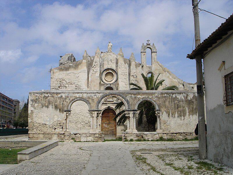 Chiesa San Giovanni e le cose da vedere a Siracusa