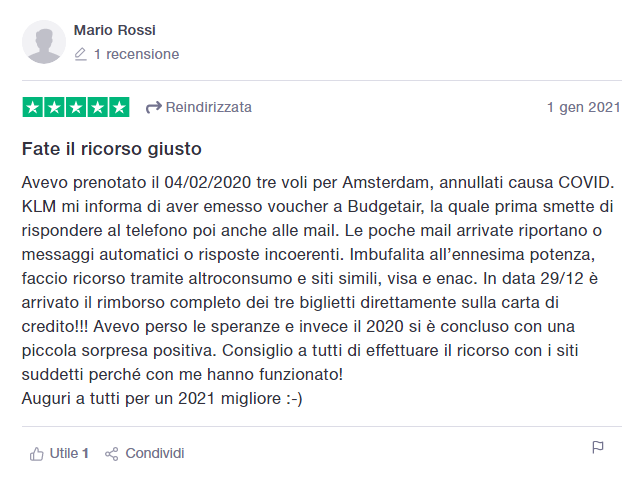 recensione budgetair