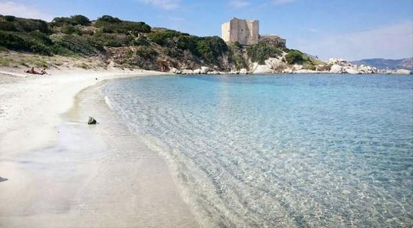 Spiaggia della Fortezza e le spiagge più belle di Villasimius
