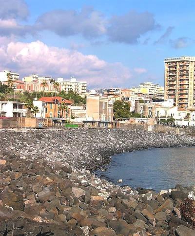 Andare al mare a San Giovanni Li Cuti