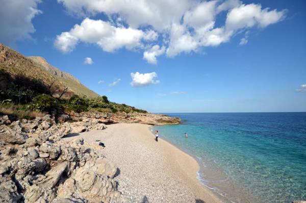 Spiaggia dell'Uzzo