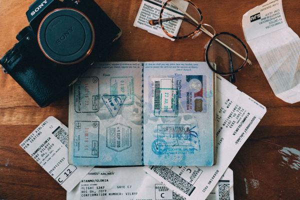 Dove scattare una foto per il passaporto