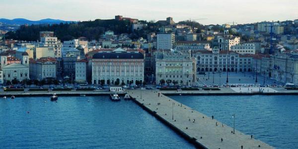 Molo audace e le cosa più belle da visitare a Trieste