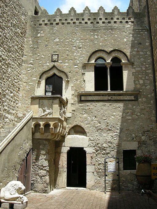 Visitare il Palazzo Corvaja a Taormina