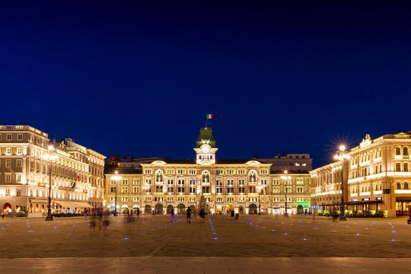 Piazza unità d'Italia e le cosa più belle da visitare a Trieste