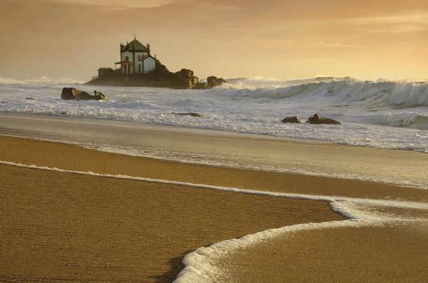 Andare al mare a Senhon da Pedra
