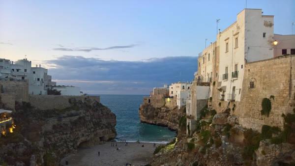 Località di mare in Puglia