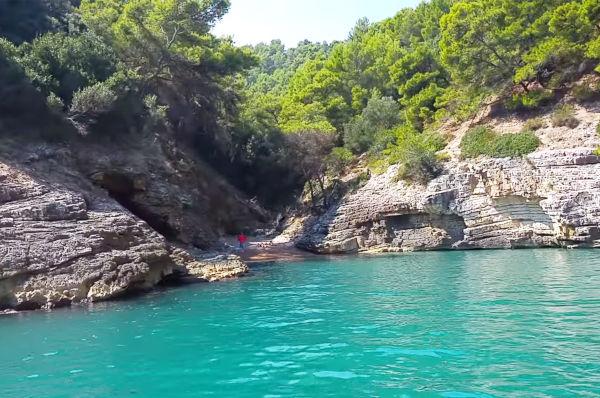 Zone marittime della Puglia