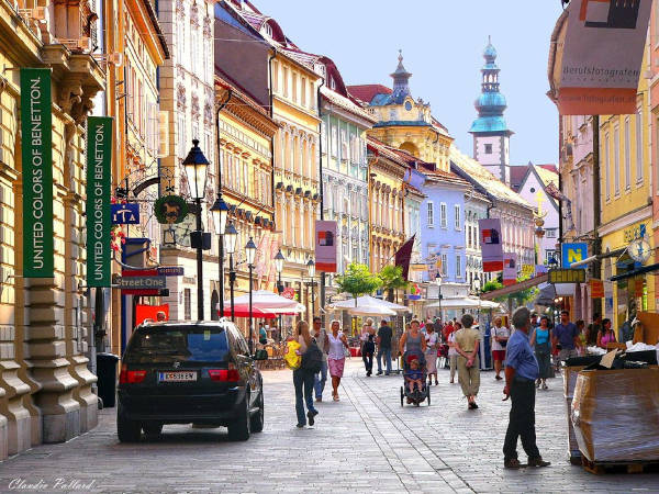 Località di Klagenfurt