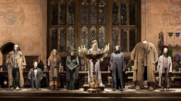 Scopri il museo di harry Potter