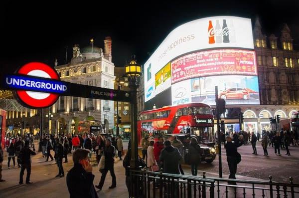 Centro di Londra