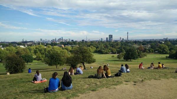 parco di Londra