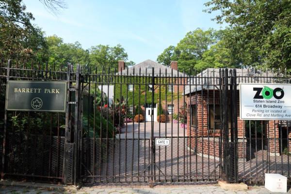 Zoo con animali a Staten Island