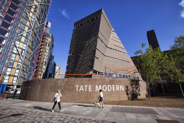 Museo d'Arte moderna Londra