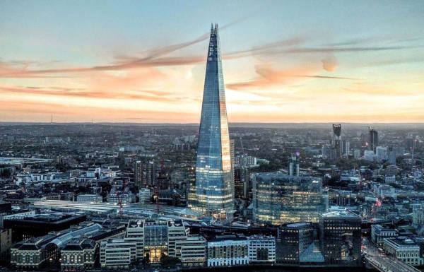 Grattacielo di Londra