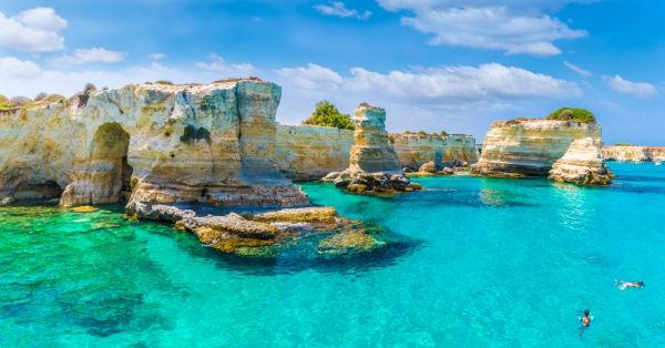 Migliori spiagge del Salento