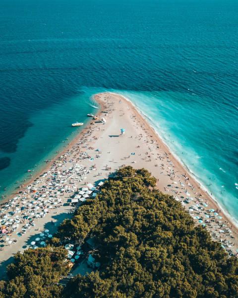 Dove andare al mare in Croazia