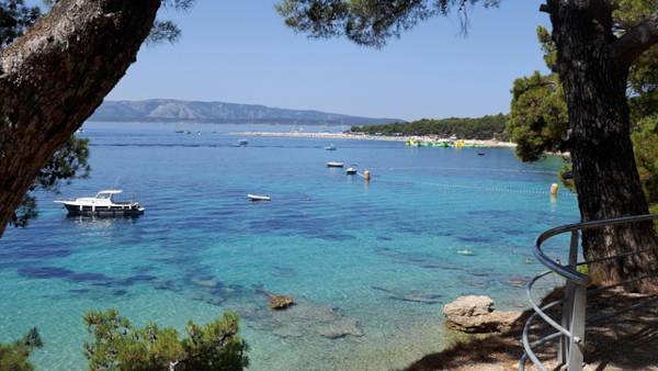 Andare al mare a Brac in Croazia