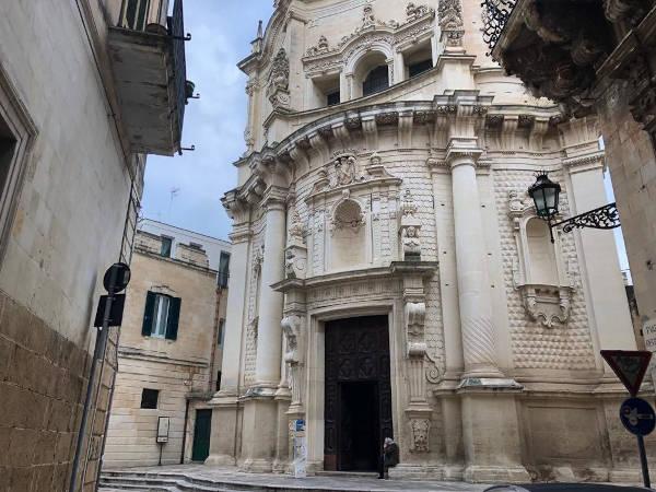 Chiese in stile Barocco a Lecce
