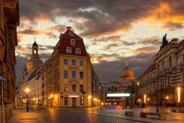 Esplorare Dresda