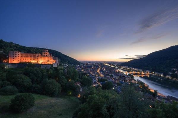 Città di Heidelberg