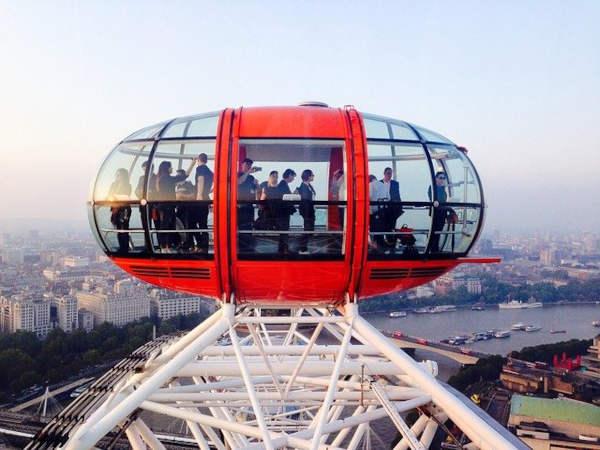 Ruota panoramica Londra
