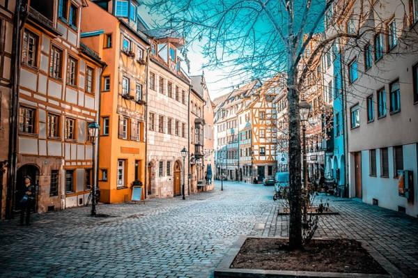 Visitare Norimberga