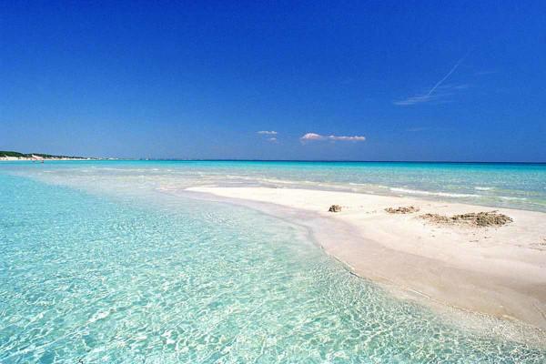 Spiagge del Salento da vedere