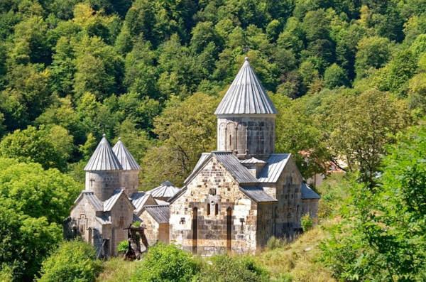 Viaggio di solidarietà in Armenia