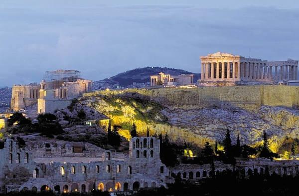 Capitale della Grecia