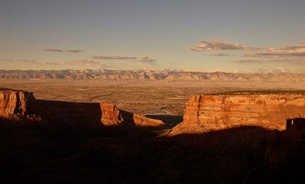 Panorama nel Colorado