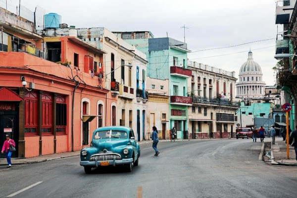 Vacanza di solidarietà a Cuba